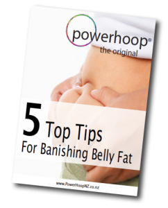 Download ebook - 5 Top Tips For Banishing Belly Fat