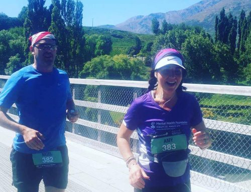 How I went from a  self destructive bulimic to a marathon runner