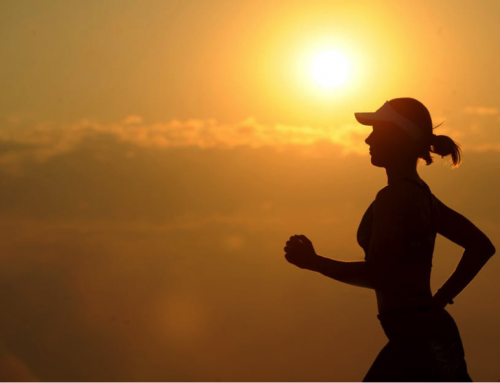 4 ways to create the habit of exercising and NOT actually give up.